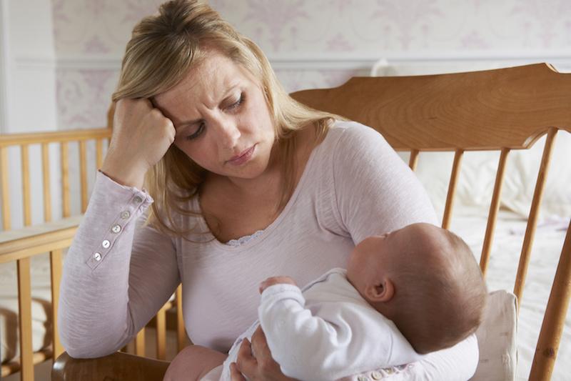 Гнев и злость на ребенка