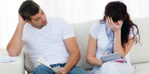 Конфликты супругов